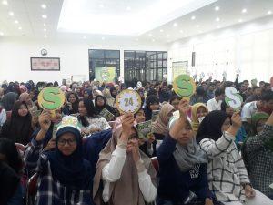 Konsultasi Jurusan SNMPTN plus Launching SOS & SAS Oktober 2018