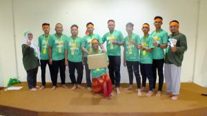 Motivation Camp 2019 ( P-WEC Malang )